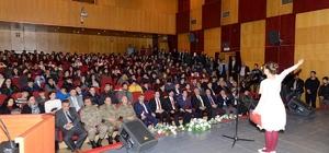Tunceli'de İstiklal Marşı'nın kabulü ve Mehmet Akif Ersoy'u anma programı