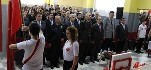 Söke'de İstiklal Marşı'nın kabulünün 96. yıldönümü kutlandı