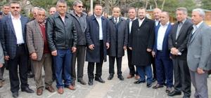 """Başkan Karatay: """"Türkiye için başkanlık sistemi kaçınılmaz"""""""
