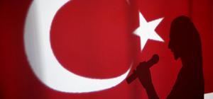 Ahıskalı öğrenciler İstiklal Marşı'nı güzel okumak için yarıştı