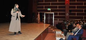 Akşehir Belediyesi'nden aile eğitim semineri