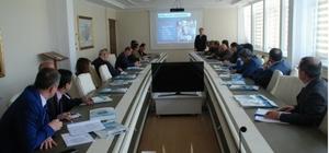 """""""İl Hayat Boyu Öğrenme, Halk Eğitimi Planlama ve İşbirliği Komisyonu"""" toplandı"""