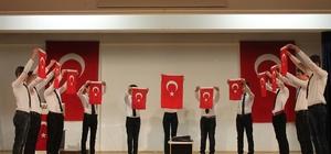 İnönü'de İstiklal Marşının kabulünün 96'ncı yıl dönümü kutlama programı