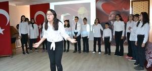Bozyazı'da İstiklal Marşı'nın Kabulü ve Mehmet Akif Ersoy'u Anma Günü etkinliği