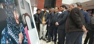 Tatvan'da fotoğraf sergisi açıldı