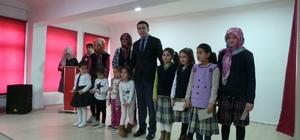 Çavdarhisar'da İstiklal Marşını Güzel Okuma Yarışması