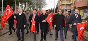 Atatürk'ün, Dinar'a gelişinin 87. yıl dönümü kutlamaları