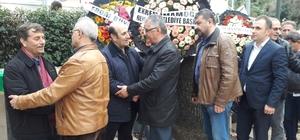CHP Trabzon eski Milletvekili Volkan Canalioğlu'nun acı günü