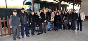 Nazilli Belediyesi şehit aileleri ve gazileri ağırladı