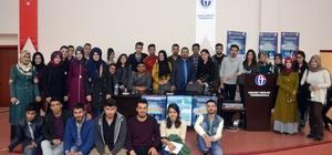 Üniversite öğrencilerine tüketici hakları konferansı