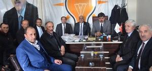 AK Parti Ardahan startı Çıldır'dan verdi