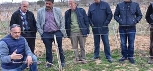 Tekirdağ'da tarıma destek çalışmaları