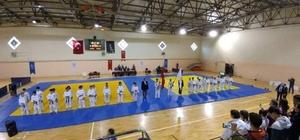 Tokat'ta Yıldızlar Judo Grup Şampiyonası yapıldı