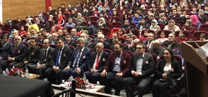 İstiklal Marşı'na coşkulu kutlama
