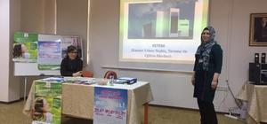 Pursaklar'da kansere karşı farkındalık semineri