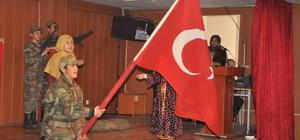 Çaldıran'da 12 Mart İstiklal Marşının kabulü programı