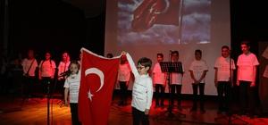 İstiklal Marşı'nın kabulünün 96 yılı Urla'da kutlandı