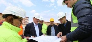 Pamukkale'de Cumhuriyet ASM yükseliyor