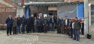 Başkan Ataç İnönü'de vatandaşlarla bir araya geldi