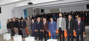 Eskil'de İstiklal Marşı'nın kabulü ve Mehmet Akif Ersoy'u anma programı