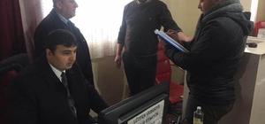 Tatvan'da internet kafeler denetlendi