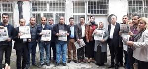 AK Parti Bağlar İlçe Başkanlığı arı gibi çalışıyor