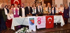 Savaş mağduru kadınlar, Osmangazi'de buluştu