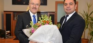 Başkan Kafaoğlu, Tıp Bayramı kutladı