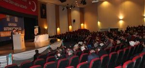 """ESTP'den """"Anayasa Değişikliği-Halk Bulaşması"""" etkinliği"""