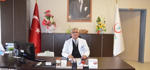 Başhekim Erez'den Tıp Bayramı mesajı