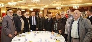 Sultangazili çınarlarla Yaşlılar Günü kutlandı