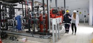 Siverek'te atık su arıtma tesisi kuruldu