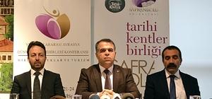 """""""Dünya Mirası Şehirleri"""" konferansı Safranbolu'da yapılacak"""