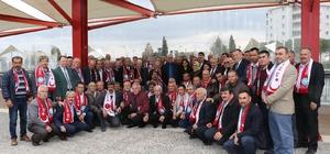 Başkan Ergün'den Akhisarlı muhtarlarla buluştu