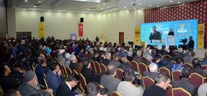 Başkan Akyürek yatırımları inceledi ve vatandaşlarla bir araya geldi
