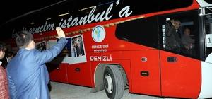 Merkezefendi'yle İstanbul yolculuğu kaldığı yerden devam ediyor