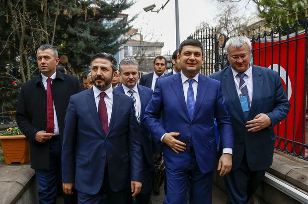 TBMM Kültür Evi'nde Kırım sergisi açıldı