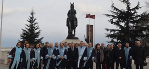 """BEÜ Tıp Fakültesi'nde """"Beyaz Önlük"""" töreni yapıldı"""
