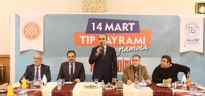 14 Mart Tıp Bayramı Arnavutköy'de kutlandı
