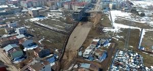 Büyükşehir Şehzade Sokağı Tortum Yolu'na bağlayacak
