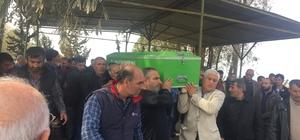 Adana'daki demiryolu tamir aracı kazası