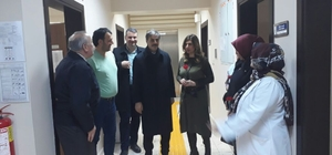 Başkan Alemdar Tıp Bayramını kutladı