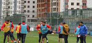 Çaykur Rizespor'da Gençlerbirliği maçı hazırlıkları