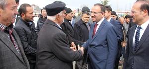 Adalet Bakanı Bozdağ Yozgat'ta: