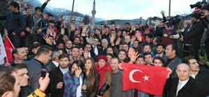 AK Parti'nin Artvin mitingi