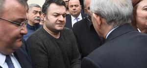 Kılıçdaroğlu'ndan oyuncu Çorumlu'ya taziye ziyareti