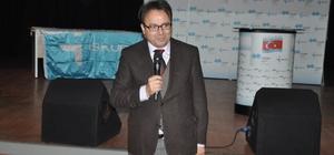 """Patnos'ta """"Çalışma Hayatında Milli Seferberlik"""" toplantısı düzenlendi"""