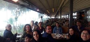 Usta OSGB ailesi geleneksel kahvaltıda buluştu