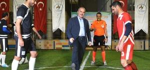 Başkan Gürlesin'den futbol şölenine davet