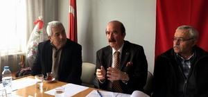 Kangal Esnaf Kredi ve Kefalet Kooperatifinin genel kurulu yapıldı